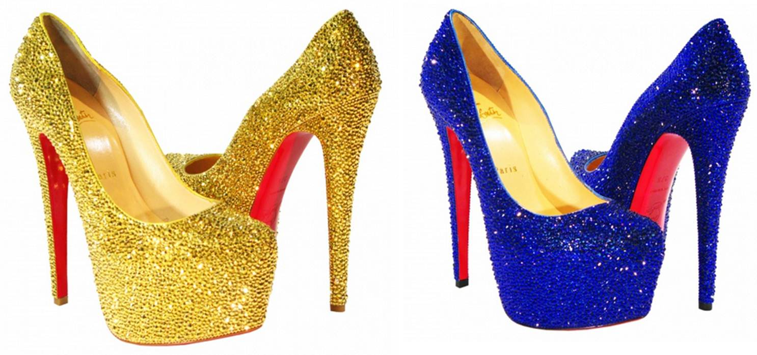 christian louboutin most expensive pair of shoes